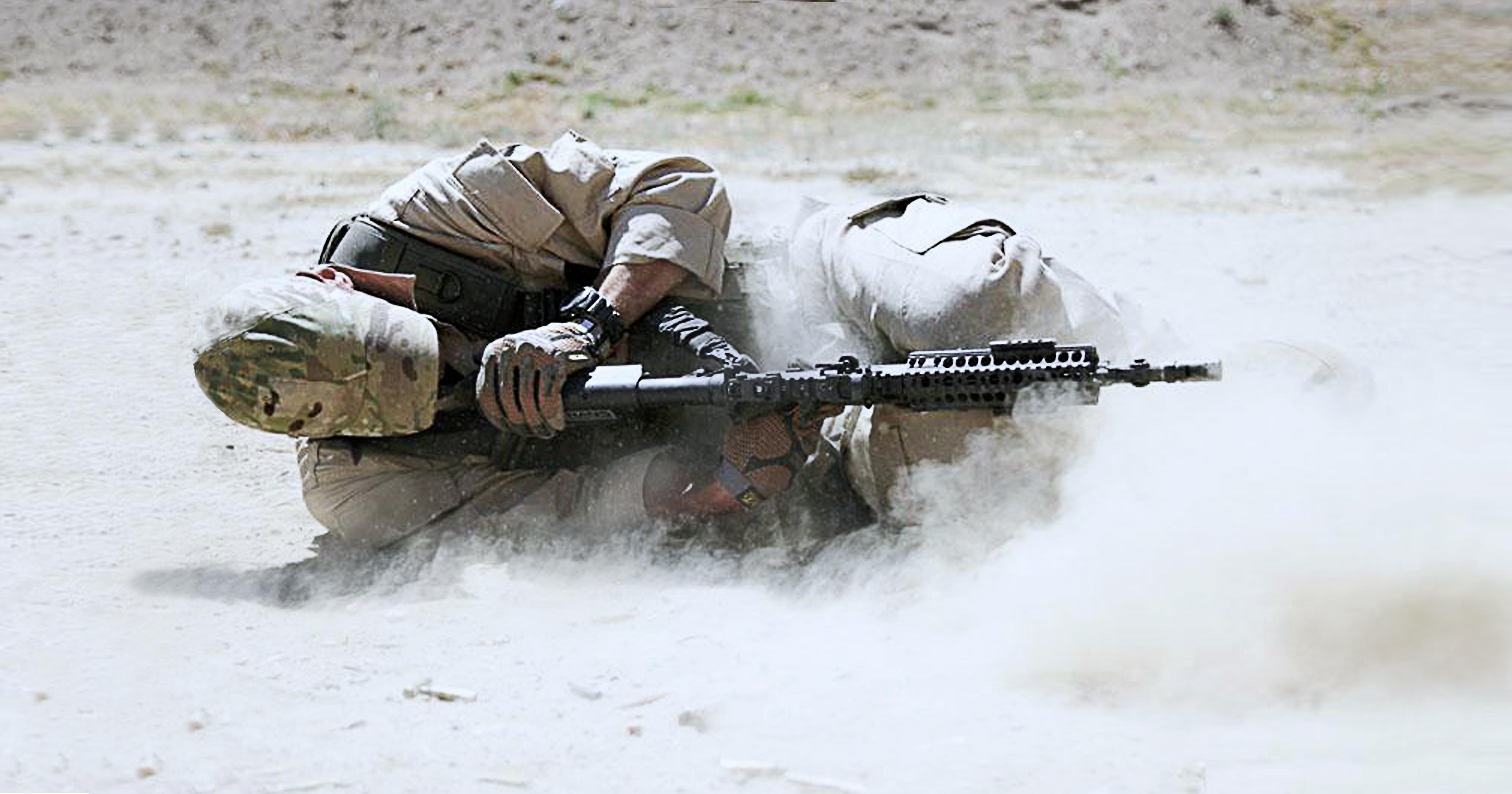 Navy SEAL Ethos