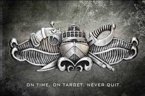 SWCC: On Time, On Target, Never Quit!